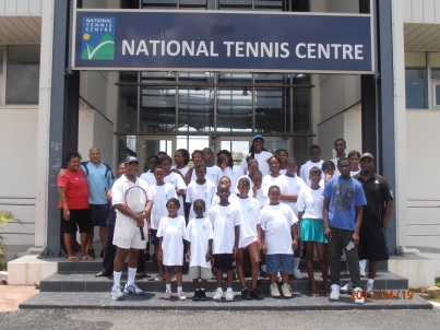 Tennis Clinic-Easter Camp